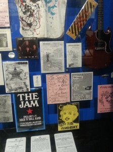 Circle Jerks! Circle Jerks are represented in the Hall! So cool!