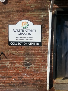 Water Street Collection Center
