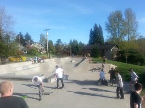 Gresham Skatepark